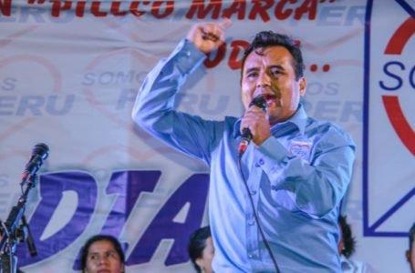"""Fortunato Ramos: """"Si no honramos a Dios y al pueblo, no servimos como políticos"""""""