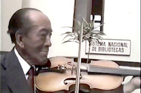¿Impredecible fin del violín?