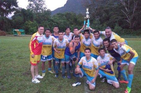 Unión Brisas del Huallaga campeón de Rupa Rupa