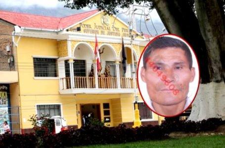 Luego de 15 años, Sala Mixta sentencia a burrier