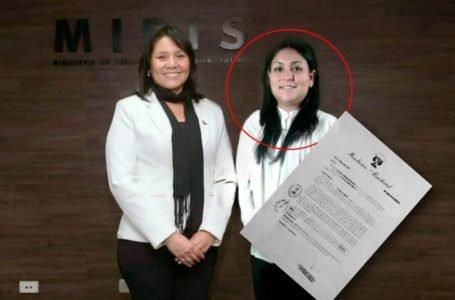 Falsa funcionaria del Midis engañó a varias personas con cuento de puestos de trabajo