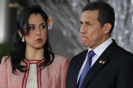 Fiscalía pide 20 años de prisión para Humala y 26 años para Heredia