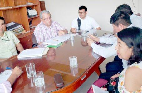 Inician coordinaciones para elaborar plan de desarrollo del Alto Huallaga