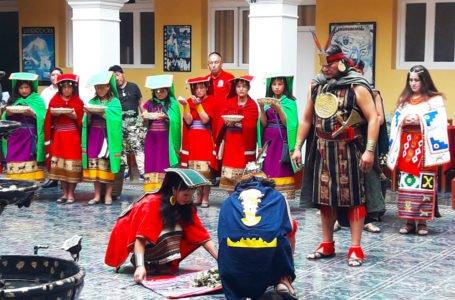 500 actores darán vida a la majestuosa Fiesta del Sol en Huánuco Pampa