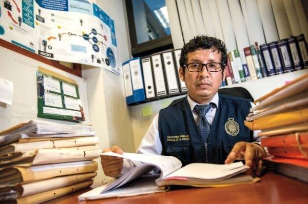 """El fiscal solitario que intentó construir un """"Lava Jato"""" en el Amazonas"""