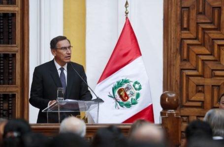Vizcarra desde Huánuco: Los grandes desafíos debemos asumirlos juntos