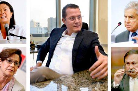 Barata confirma que Odebrecht entregó US$ 878 mil a Horacio Cánepa