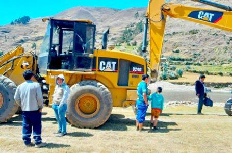 Incautan maquinarias y detienen a extractores ilegales en el río Nupe
