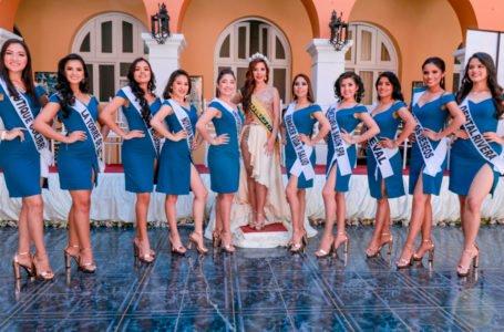 "Diez candidatas van por la corona de ""Miss Huánuco 2019"""