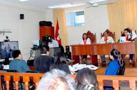 Sala resolverá apelación de sentenciados por secuestro de hijo del empresario Atachagua