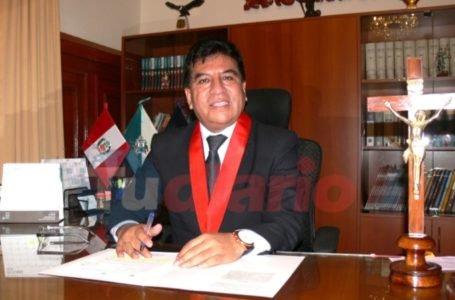 """Presidente de la CSJH, Samuel Santos:""""La impartición de justicia debe transparente y oportuna"""""""