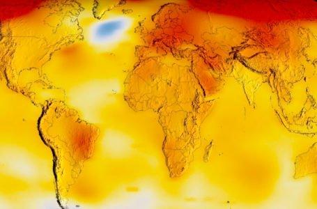 El 2019 fue el segundo año más caluroso en la historia