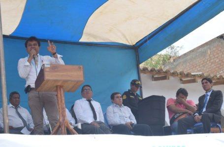 Alcalde de Churubamba rindió cuentas de primer año de gestión