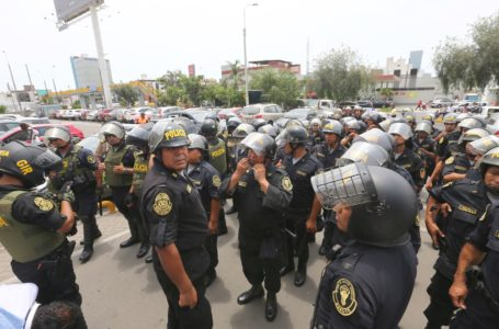 Congreso promulga Ley de Protección Policial