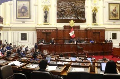Congreso delega facultades al Ejecutivo por 45 días para afrontar el Covid-19