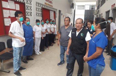 Autoridades de Salud coordinan trabajos para afrontar el coronavirus