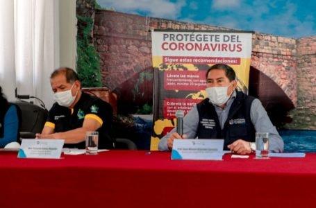 Gobernador regional de Huánuco invoca cumplir con el aislamiento social