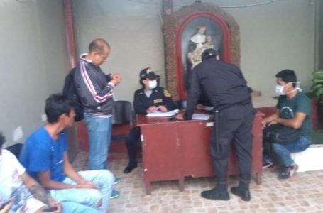 Crean registro de infractores al Estado de Emergencia Nacional