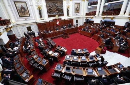 Ejecutivo envió al Congreso proyecto para aplicar control concurrente durante emergencia