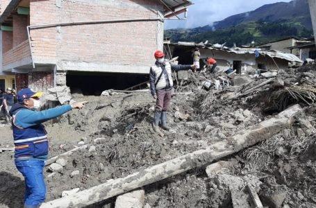 Un total de 58 distritos de Huánuco fueron declarados en emergencia a causa de las lluvias