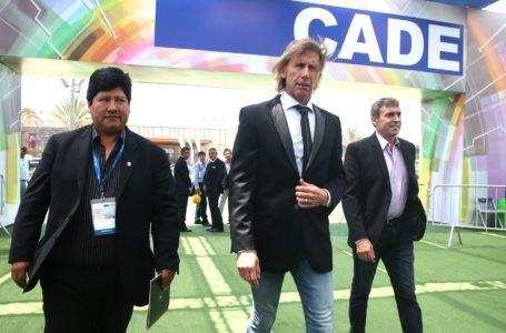 Comando técnico de la selección peruana pide prueba de covid-19 para Oviedo