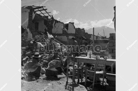 Un día como hoy, hace 50 años, un terremoto mató a 70 mil personas en el Callejón de Huaylas