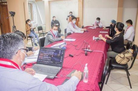 Consejo Regional de Huánuco rechaza proyecto de ley de congresista ucayalino sobre bosque de Macuya