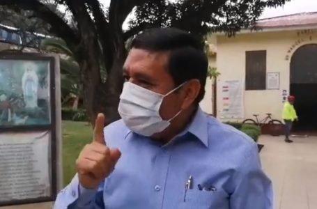 """Vicegobernador regional de Huánuco: """"Me llamaron para decirme que también voy a ser revocado"""""""