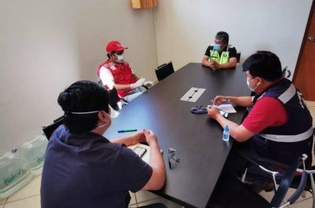 Municipalidad de Amarilis y Midis inician labor para atender a personas vulnerables ante el Covid-19