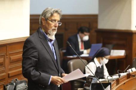 Partido Morado pide que se vea en el pleno voto preferencial e impedimentos para postular