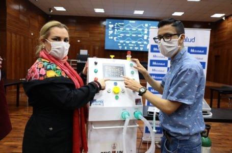 EsSalud y UNI crean ventilador de alta gama para asistir a pacientes covid-19