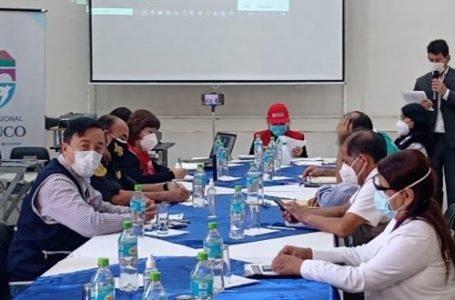 Ministra de la Mujer destaca en Huánuco articulación en lucha contra pandemia