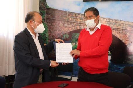Nuevo gerente de Desarrollo Social en el Gobierno Regional de Huánuco