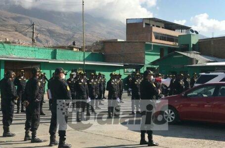 Egresan 132 nuevos policías de la Escuela Policial de Santa María del Valle