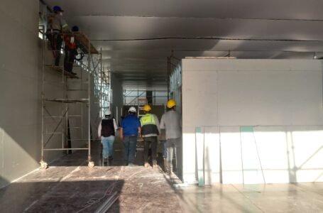 Instalan centros de atención temporal para pacientes Covid en Huánuco y Tingo María