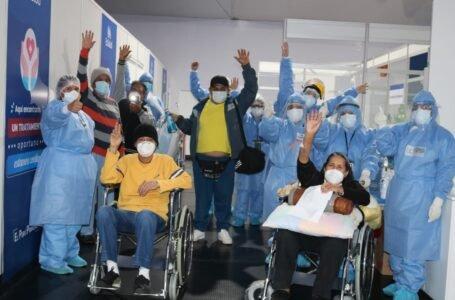 23,743 personas vencieron al coronavirus en Huánuco