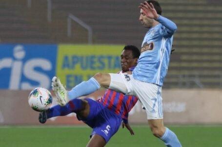 Alianza UDH perdió por 2-1 ante Sporting Cristal y sigue cayendo en la tabla