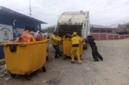 Municipalidad de Huánuco  comparte buenas prácticas  en gestión de residuos sólidos