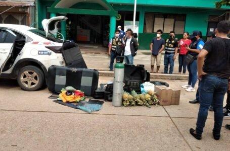 Huanuqueño cae con 75 kilos de marihuana en Pucallpa