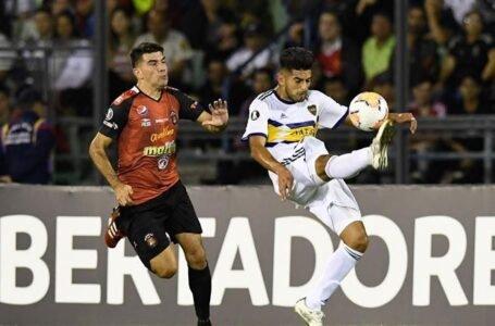 Con Zambrano, Boca Jr. ganó en la Libertadores