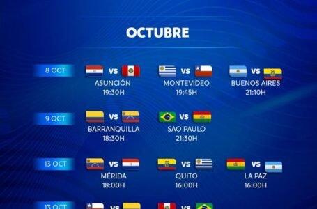 Eliminatorias a Catar 2022: partidos que Perú jugará ante Paraguay y Brasil ya tienen día y hora