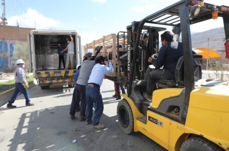 Advierten presuntas irregularidades en compra de planta de oxígeno que llegó desde Portugal