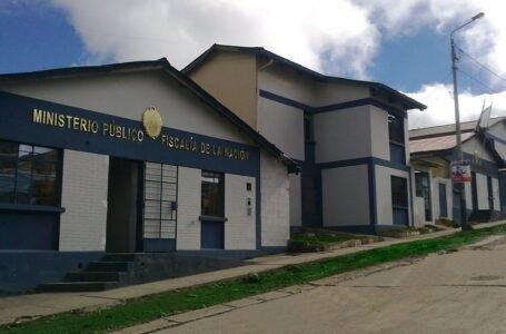 Condenan a exfiscal de Pasco que se apropió de dinero investigado