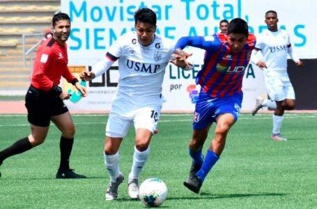 Alianza Universidad debuta con derrota la segunda fase de la Liga 1