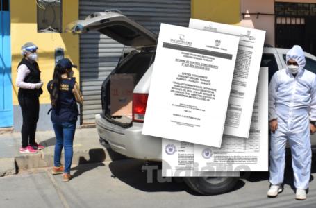 Gobierno Regional de Huánuco no regulariza contratos por S/315 mil de provisión de alimentos