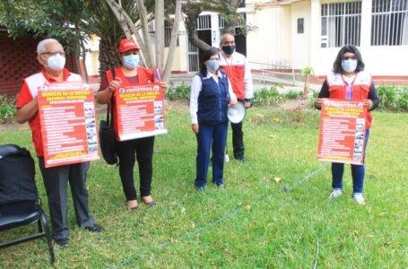Dirigentes del sector Salud anuncian que van a la huelga nacional indefinida desde el 27