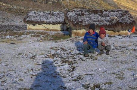 Articulan trabajos para  reducir vulnerabilidad  ante bajas temperaturas