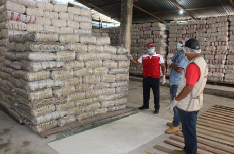 Qali Warma entregó 438 toneladas de alimentos a siete municipalidades de Huánuco