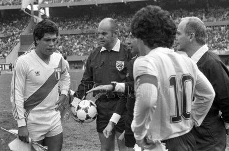 Perú despide y agradece a Maradona por todo lo que le dio al fútbol mundial