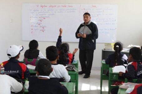 Gobierno concreta aumento para el magisterio, ningún maestro ganará menos de S/ 2,400